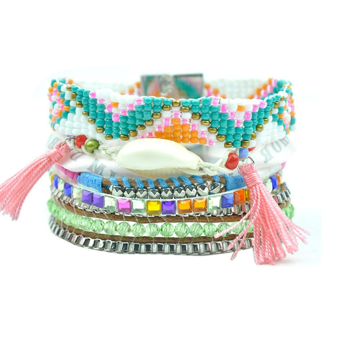 comment-faire-un-bracelet-brésilien-idée-pratique-pour-comment-faire-bracelet-coloré