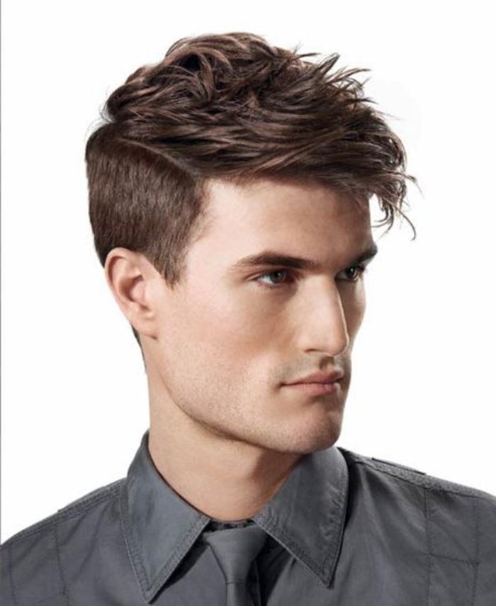 ... -de-cheveux-homme-2015-coiffure-négligent-pour-les-hommes-modernes