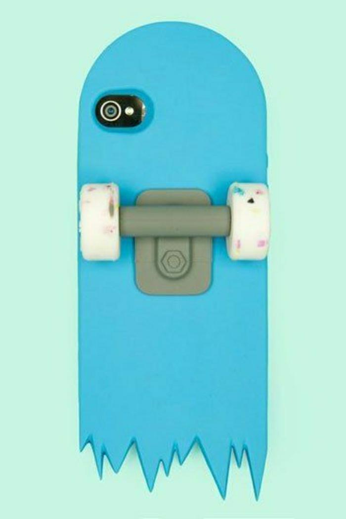 créer-sa-coque-de-telephone-coque-de-portable-de-couleur-bleu-ciel