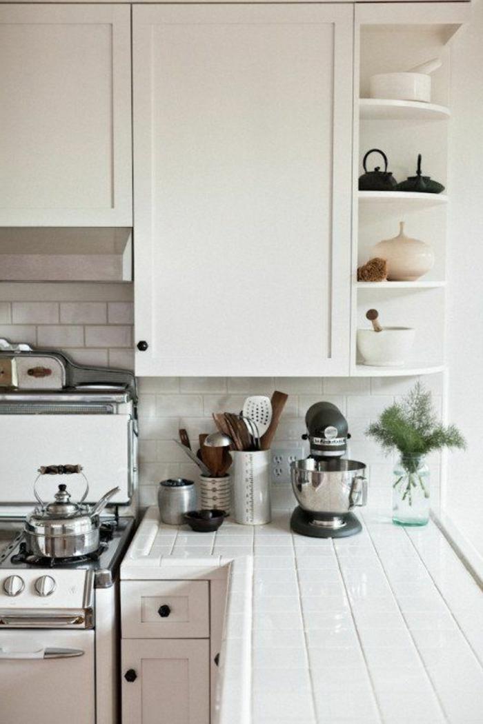 Comment choisir la cr dence de cuisine id es en 50 photos for Credence en ardoise a coller