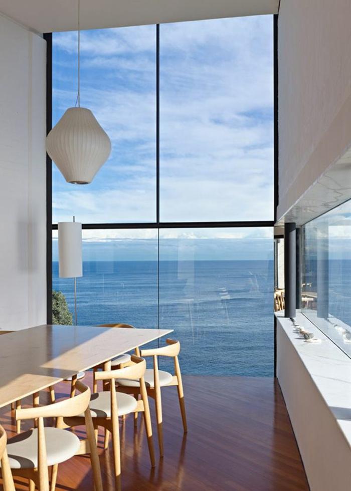 décoration-japonaise-style-japonaise-chambre-japonaise-meubles-japonaises-lustre-blanche-fenetre-grande