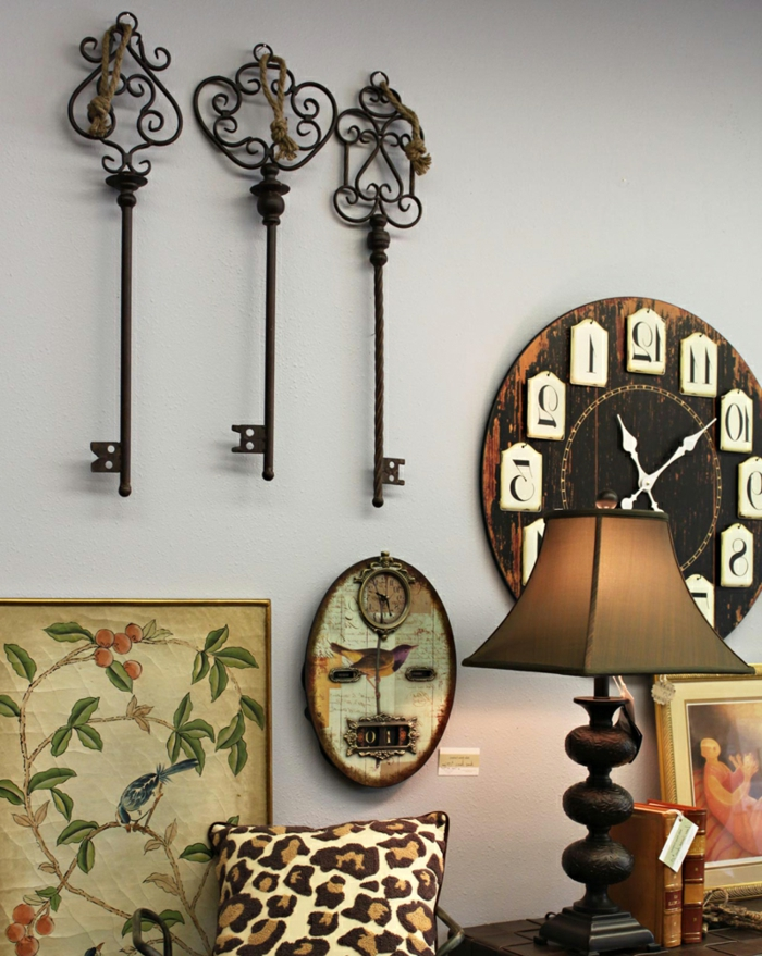 décoration-murale-en-métal-décoration-rustique-murale