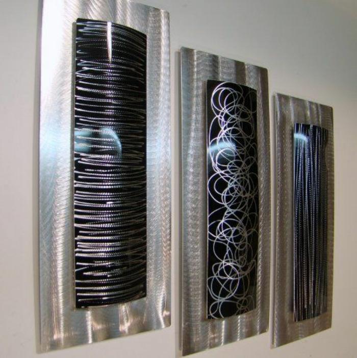 décoration-murale-en-métal-paneaux-métalliques-art-abstrait
