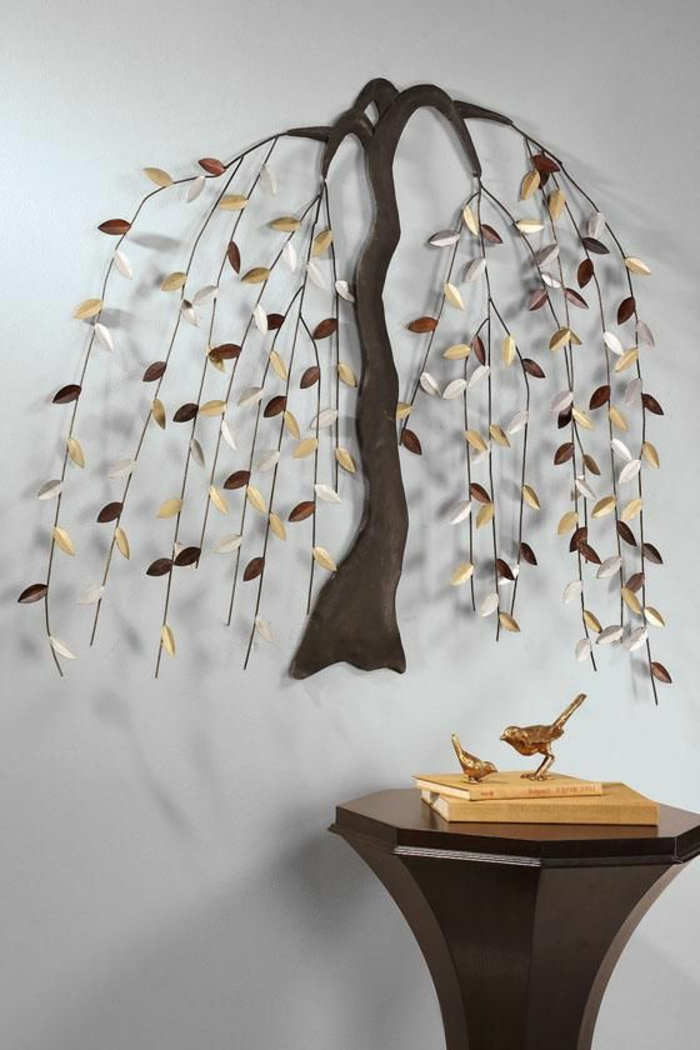décoration-murale-en-métal-sculpture-en-métal-arbre