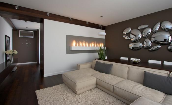 d coration murale salon pas cher. Black Bedroom Furniture Sets. Home Design Ideas