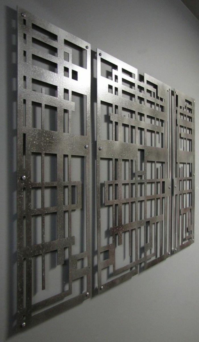 décoration-murale-en-métal-style-contemporain-de-décoration