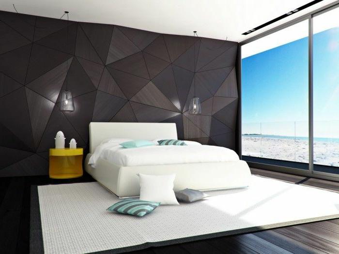 deco-chambre-parentale-aménagement-moderne-pour-la-suite-parentale-de-couleur-taupe