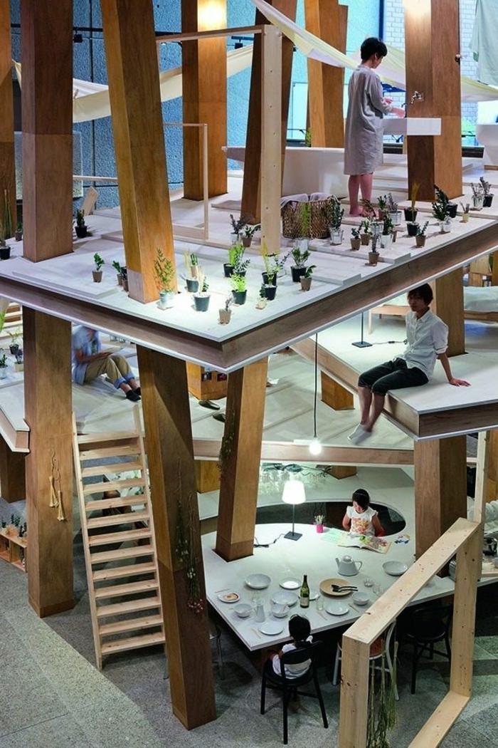 deco-japonaise-meubles-japonaises-petite-maison-en-bois-de-style-chinois