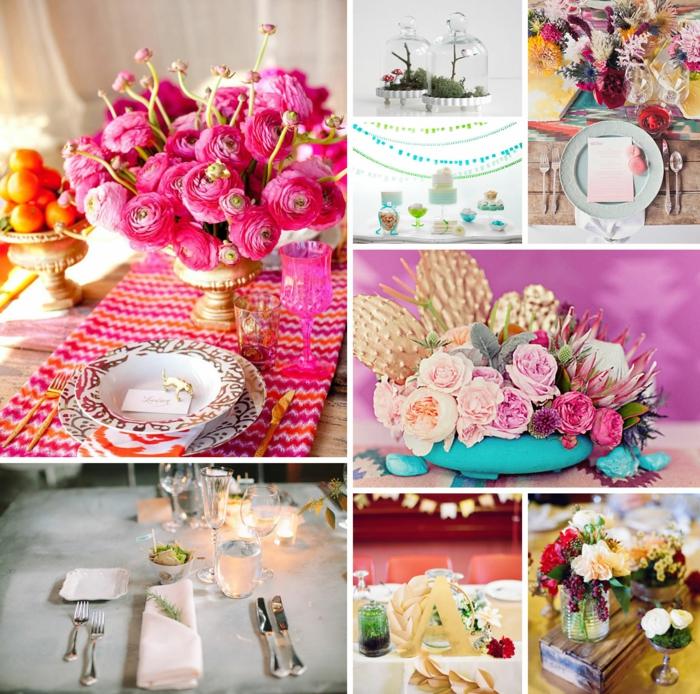deco-pour-mariage-magasin-deco-mariage-idée-diy-rose-déco-table-idée-créative-originale