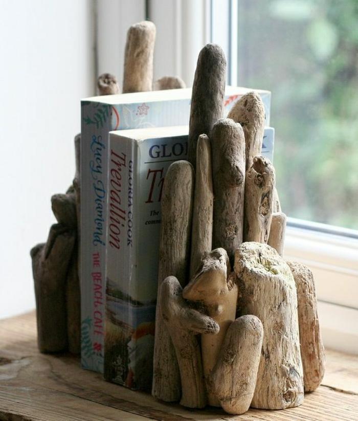 decoration-bois-flotté-miroir-en-bois-flotté-décoration-nature-création-bois-flotté-livres
