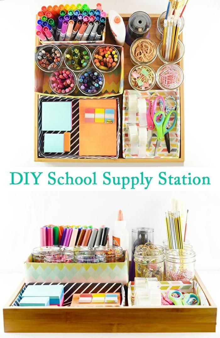 des-choses-nécessaires-pour-l-education-école-school-supplies-cahiers-crayons-organiser-cool-organisation-bureau-resized