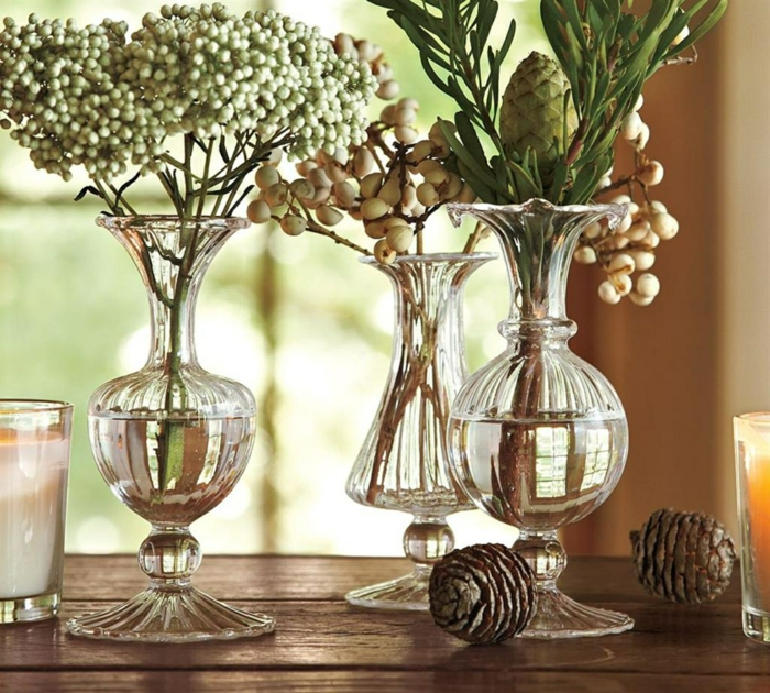 des-vases-bocal-grand-vase-en-verre-grand-vase-verre-vase-leonardo-verre-déco-table