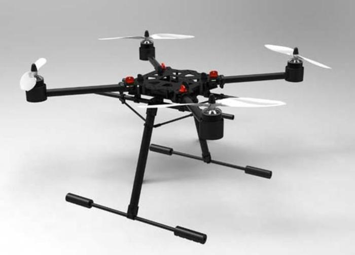 drone-télécommandé-drone-bizarre-radiocommandé
