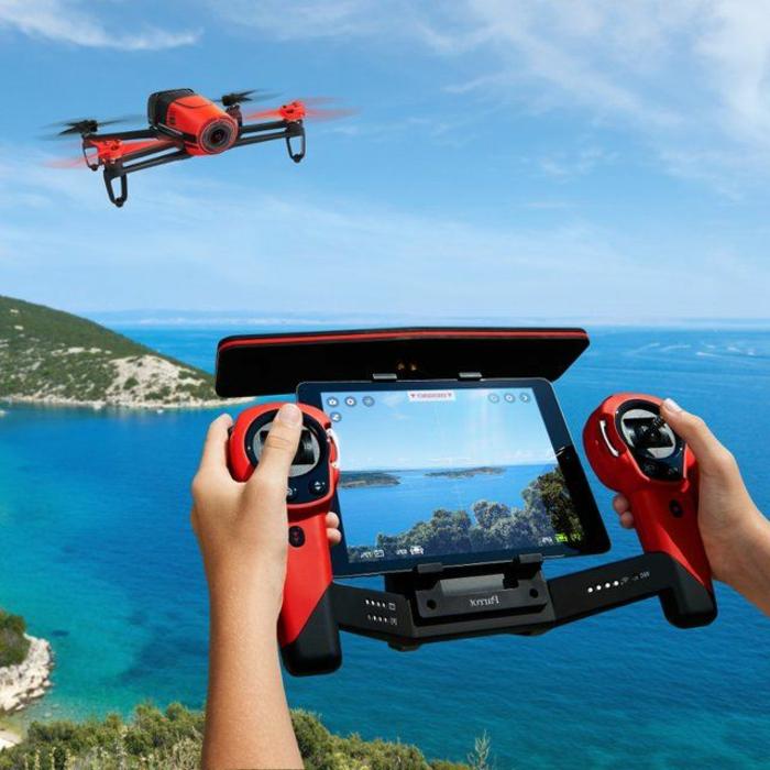 drone-télécommandé-joli-drone-avec-télécommande