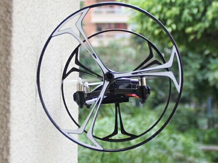 drone-télécommandé-modèle-unique-de-drone-volant
