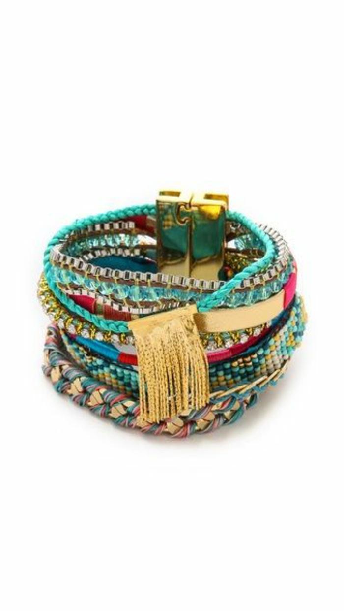 faire-un-bracelet-brésilien-coloré-idée-comment-faire-un-bracelet-bresilien