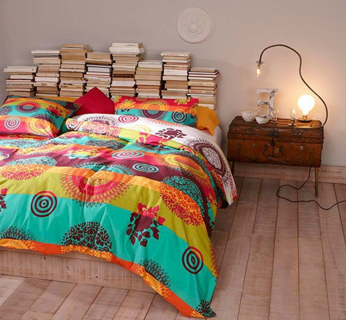 Chambre Grise Bebe : faire une tête de lit soi-même, idée magnifique pour tete de lit …