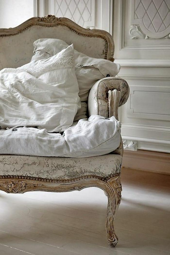 fauteuil-blanc-grand-fauteuil-vintage