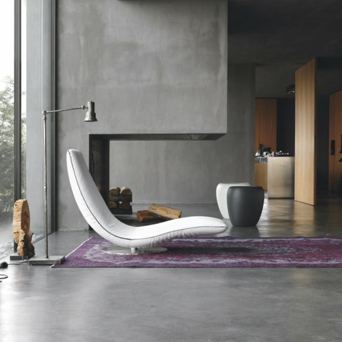 fauteuil-convertible-lit-1-place-ikea-idée-pièce-petite-canapé-à-saln-moderne-stylée