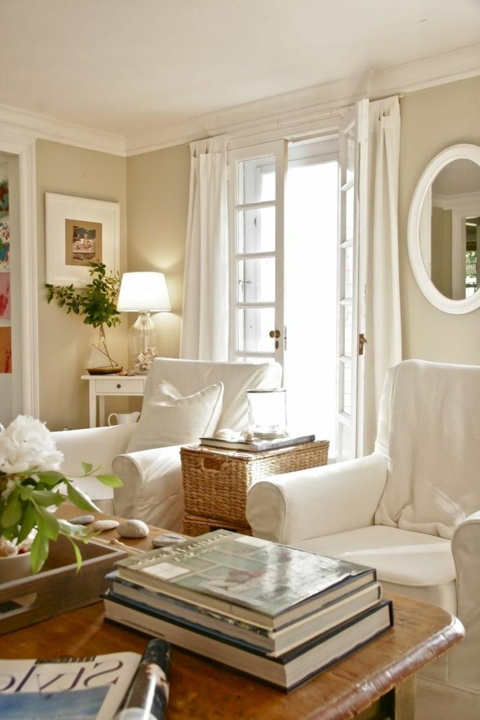 fauteuil-convertible-pour-le-salon-stylé-design-d-intérieur-rustique-salon