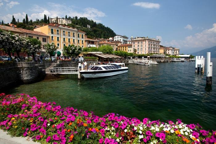 Como sjøen Italia  Bellagio
