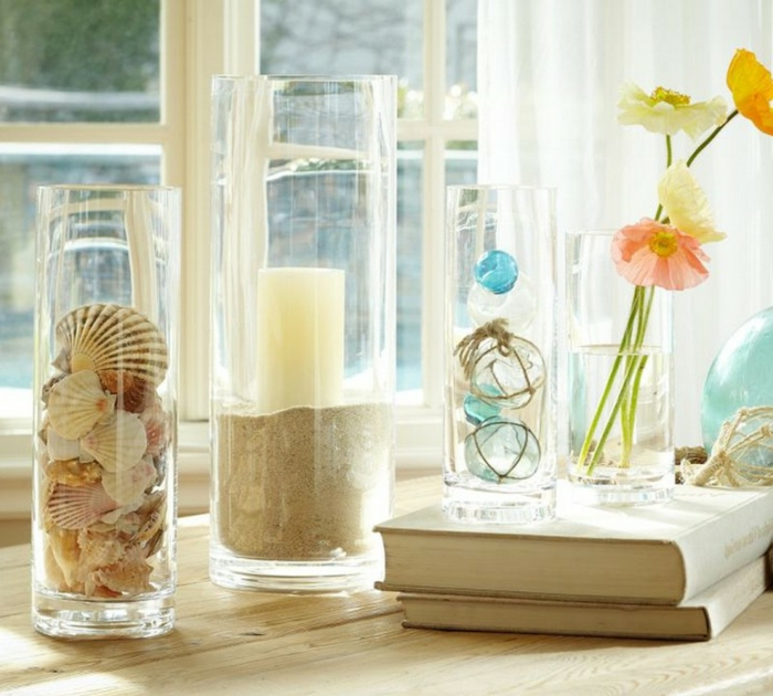 grand-vase-calebasse-vase-en-verre-pas-cher-vases-en-verre-idée-originale-de-la-déco-mer-thème-sable
