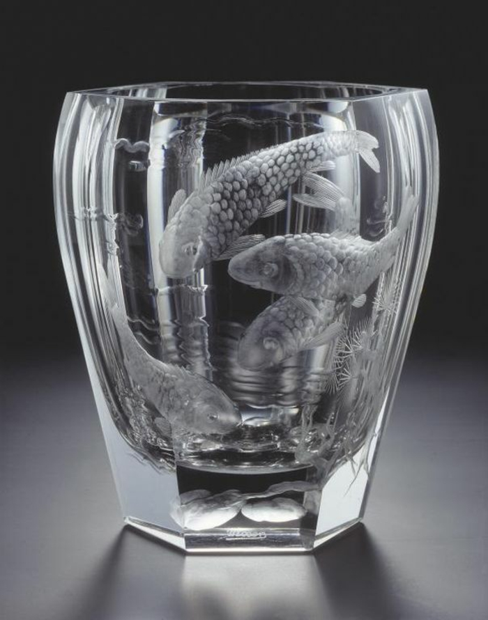 graveur-sur-verre-gravure-sur-verres-idée-créative-gravure-sur-verre-poissons