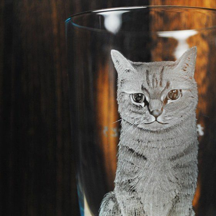 gravure-sur-verre-paris-gravure-sur-verre-dremel-idée-originale-votre-chat-image-gravée