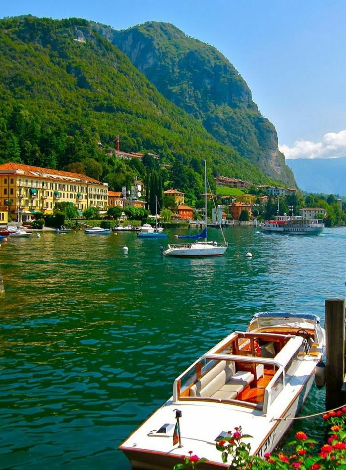 hotel-lac-de-come-italie-perle-du-lac-bellagio-italie-visite-lac-de-come-bateau-montagne-verte-maisons