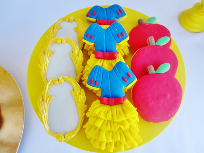 Modele Chambre Garcon 3 Ans : La Blanche Neige et les sept nains  idées décoration