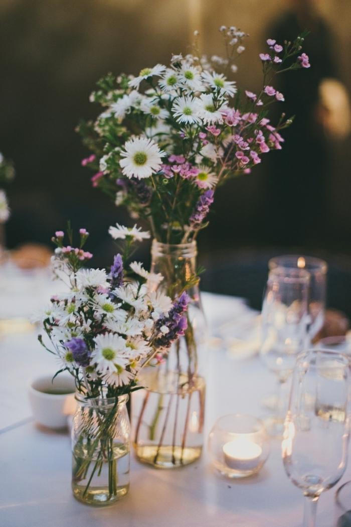 idée-déco-de-table-mariage-idées-déco-mariage-à-faire-soi-meme-belle-fleurs-foret