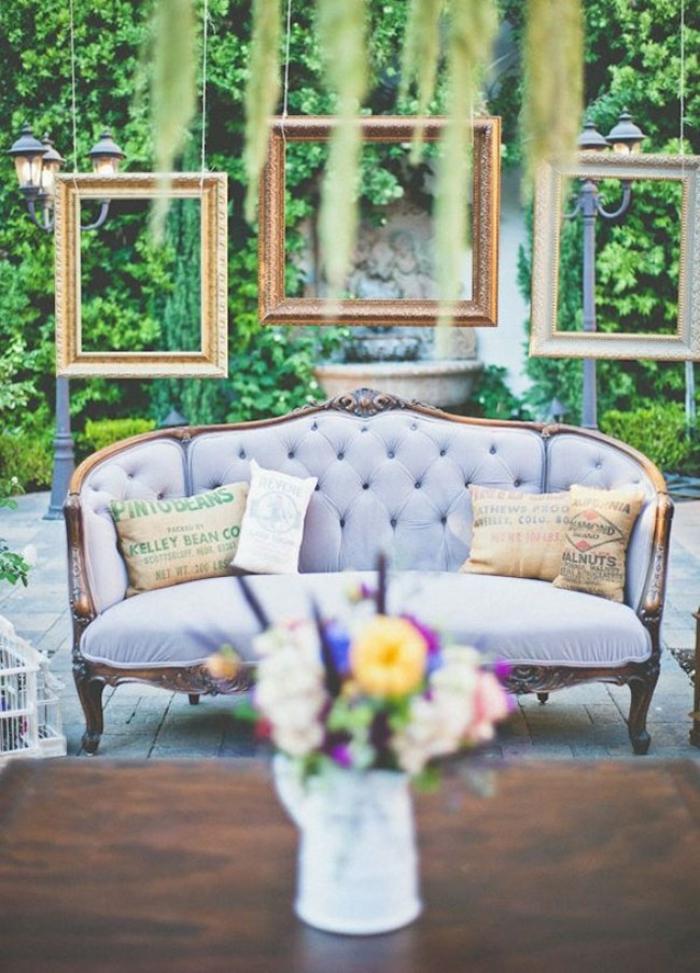 idée-déco-de-table-mariage-idées-déco-mariage-à-faire-soi-meme-cadre-peinture-pour-faire-des-photos