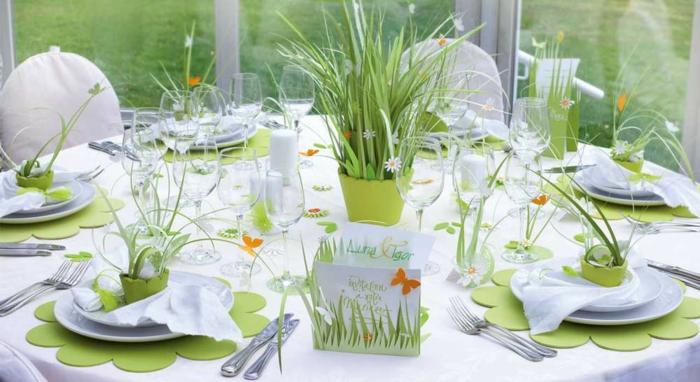 Les 100 meilleurs id es d co mariage faire soi m me - Decoration de table nature ...