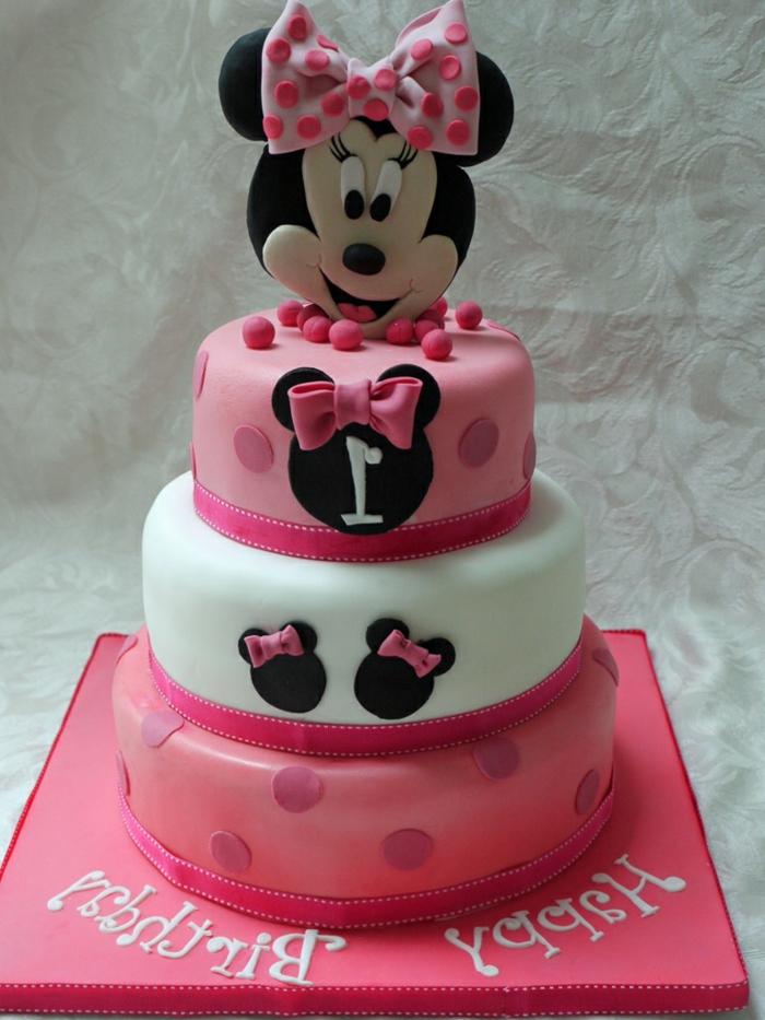 idée-gateau-anniversaire-fille-gateau-anniversaire-petite-fille-patisserie-des-reves-disney-mini-mouse