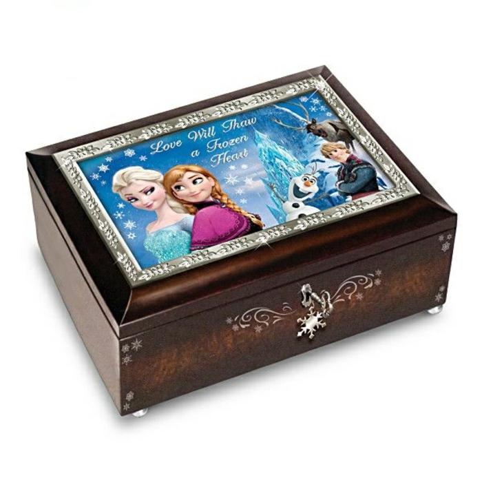 idée-originale-boite-a-bijoux-musical-boite-à-bijoux-musicale-en-bois-frozen-disney