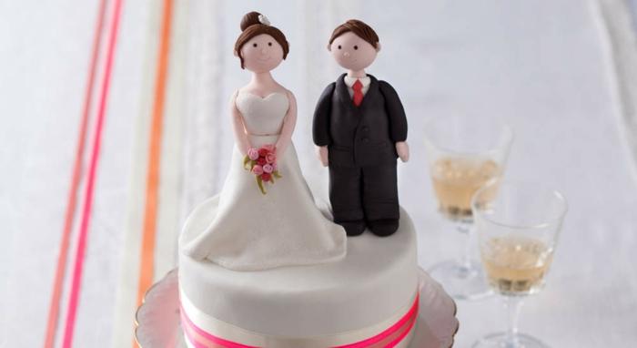 idées-déco-mariage-à-faire-soi-même-deco-de-table-mariage-couple-mariée