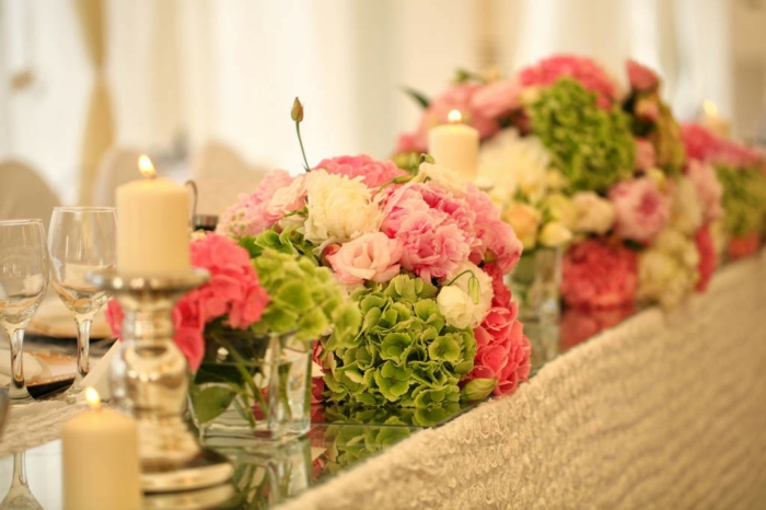 Les 100 meilleurs id es d co mariage faire soi m me for Decoration de table champetre
