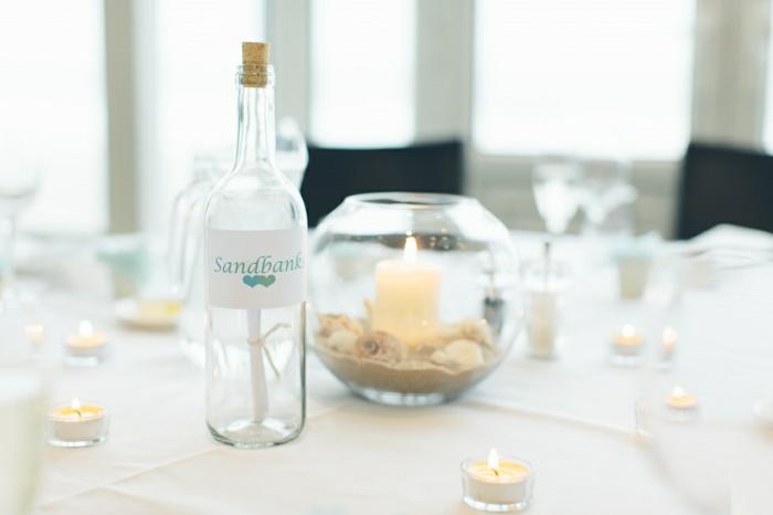 idées-déco-table-mariage-deco-voiture-mariage-à-faire-soi-même-bougies-bouteille