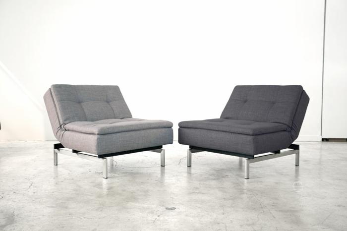 idées-pour-votre-intérieur-avec-le-fauteuil-canapé-convertible-gris-moderne