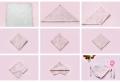 Comment réaliser un pliage de serviette? Idées originales en photos et en vidéo!