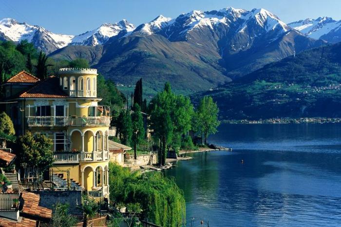 lac-de-côme-tourisme-Bellagio-italie-Lombardie-Milan-maison-alpes-naige