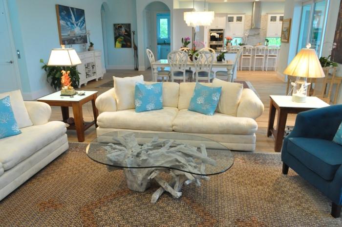 Maison Du Monde Chambre Romantique : lampe-bois-flotté-maison-du-monde-objet-deco-bois-guirlande-bois …