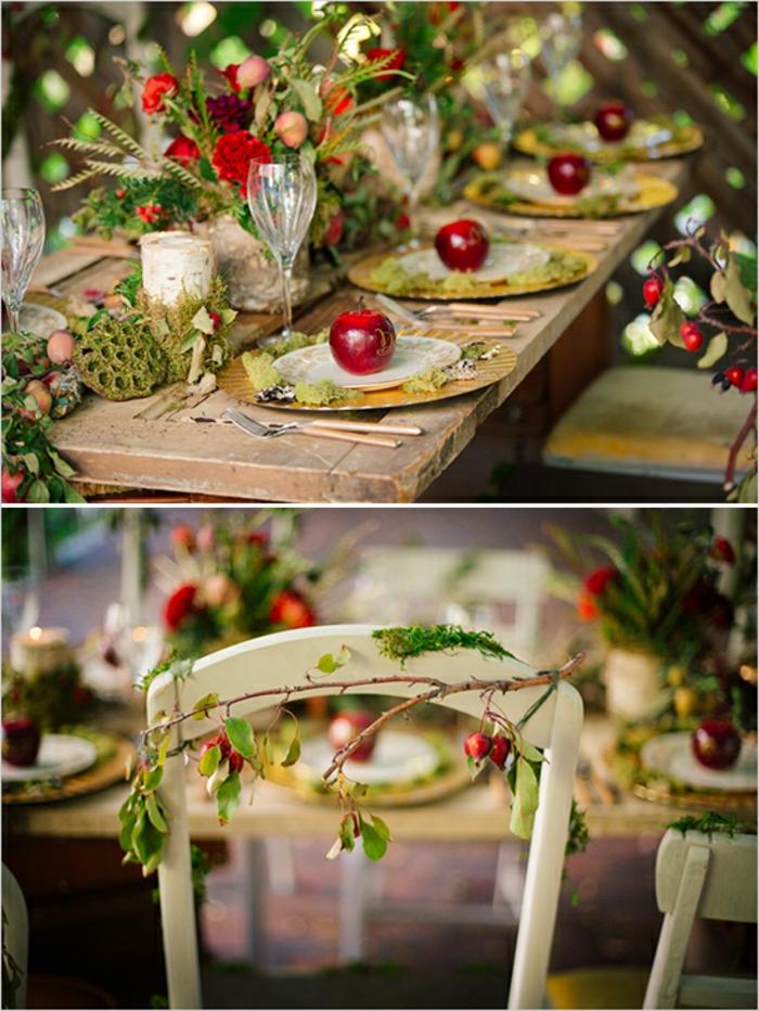 Modele Chambre Garcon 3 Ans : La Blanche Neige et les sept nains  idées décoration festive