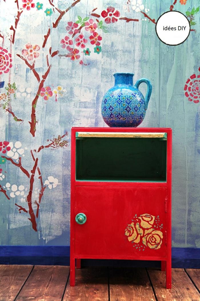 le-tableau-noir-cuisine-ardoise-noire-decoration-murale-interieur-déco-murale