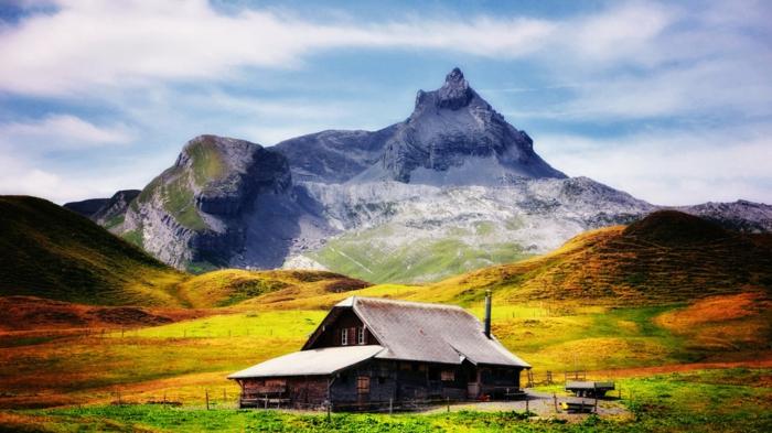 Les plus belles fonds d cran paysage en 45 photos - Les plus beaux interieurs de maison ...