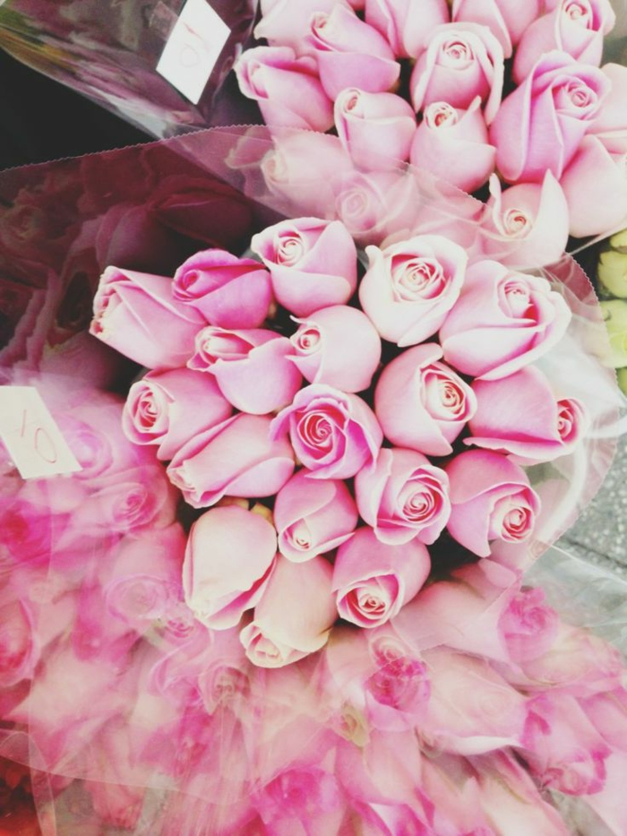 La signification des roses quelle couleur de roses offrir for Offrir un miroir signification
