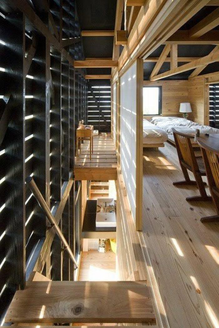 maison-japonaise-deco-japonaise-maison-en-bois-clair-meubles-japonaises