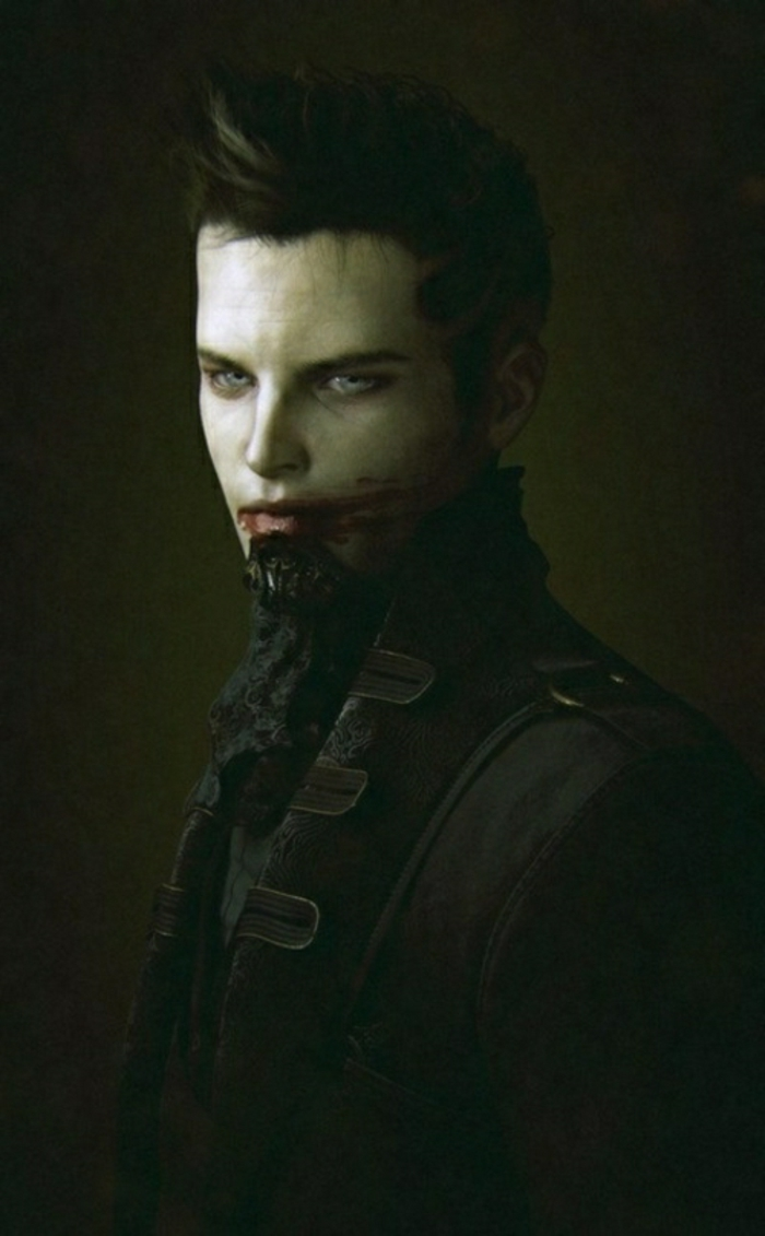 maquillage-d-halloween-maquillage-vampire-tuto-homme-attractif-resized