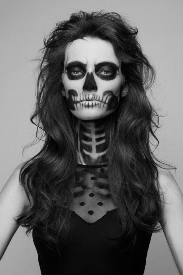 maquillage-halloween-femme-maquillage-zombie-cool-femme-resized