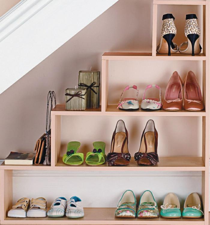meubles-sous-pente-rangement-de-chaussures-sous-pente